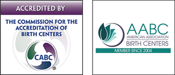 accredited by the commission for the accreditation of birth centers